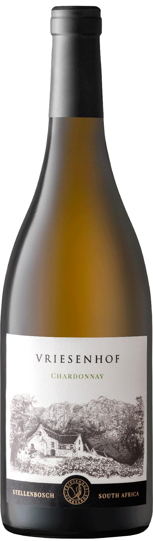 Vriesenhof Wooded Chardonnay 2015