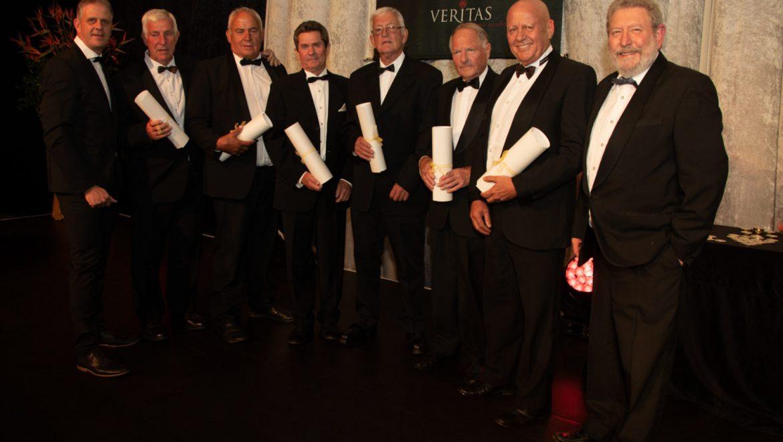 Living Legends Honorary Scrolls Awarded